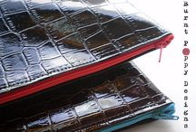 Vinyl & Leather Projects / Projects from handbags to upholstery to apparel using vinyl or leather.