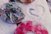 Deko. Winter & Weihnachten