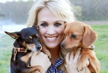 Country Stars and Their Pets / by CountryMusicIsLove
