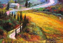 Beautiful paintings / Beautiful paintings of Éva Szakács, please see more at www.szakacseva.hu homepage!