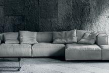 divani contemporanei - sectional -couches