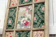 Old Window Art / by Lola Beal