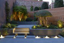 iluminacion patio