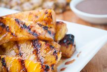 Pineapple Grilled