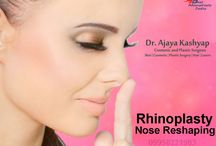 Best Nose Surgery in India - Benefits of Nose Reconstruction Surgery / If you want to undergo the best nose surgery in India then make sure you look qualified, experienced and skilled rhinoplasty surgeon in India. This especially stands true if you are undergoing nose surgery for reconstructive reasons. Reconstructive surgery aims to repair malformed or damaged organs, tissues or bones.