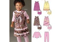 Patterns & Sewing Ideas