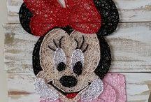 Minnie mouse pour Lorelei