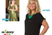 Isagenix Transformations / Fellow Isagenix product users share their success / by Laurie Ray