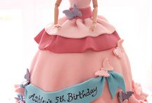 Party - Barbie cake