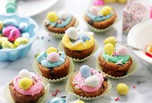 Easter / Get prepped for spring celebrations, Easter bunny visits and Easter egg hunts with these recipes and crafts.