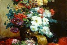 Eugene Henri Chausias / Paintings