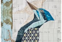 Paper Piecing Blocks / by Josée Carrier
