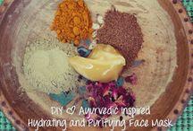 DIY Beauty treatments / Make it yourself!