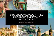 Europe Guide and Itineraries