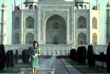 Taj Mahal + Wonders of the World