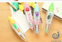 kawaii school supplies
