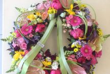 Wreaths / Flowers wreaths