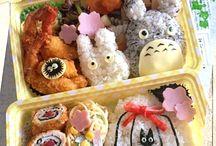 Bento-food