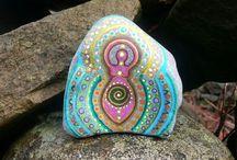 Piedras Mágicas / Piedras pintadas