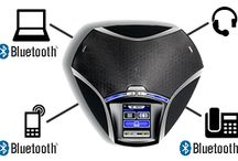 Bluetooth Conferencing Speakerphones / Conference Speakerphones with Bluetooth Capability / by The Telecom Spot