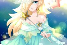 Rosalina / The star princess