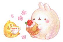 Kawaii valentines day