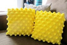 Pillows to crochet