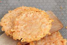 Parmasan Crisps