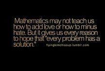wiskunde citaten