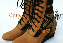 Leather / ethnic shoes