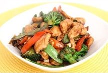 Recipes Chicken / by Lori Harach