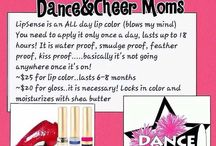 Lipsense dance team