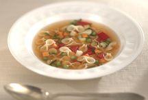 Food Stuff: Soups / by Ellen Moeller