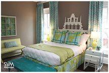 Camere da letto ♡ / Camere da letto singole e matrimoniali che creano dolci suggestioni e serenità, tenendo fuori il mondo frenetico...ed il tempo si ferma! ☺