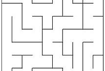 labyrinthe chemin