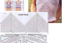 gorros crochet patrones