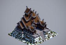 Minecraft trash