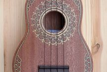 ideas for my future ukulele