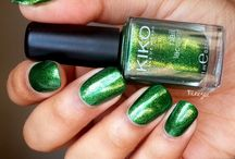 KISS ME - I'm green! / St. Patrick's Day Glam