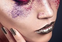 Makeup school portfolio ideas