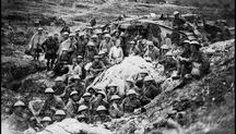 history WWI
