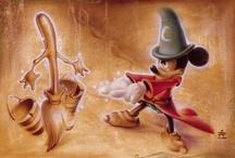 Disney <3 / by Kirsten Wright