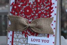 Stampin' Up! Bloomin Heart