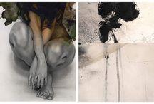 Karin Dando digital collages