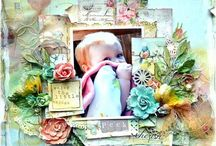 Baby Book Ideas / by Melissa Campbell