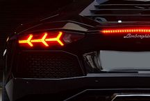 Lamborghini lights