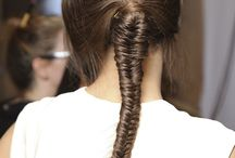 Hair ideas / #Inspiring looks for those moments when I'm tired of the same #Hairstyles