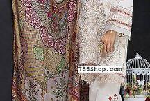 Jazmin / Jazmin is a Pakistani Chiffon and Lawn clothing brand. Buy Pakistani Designer Chiffon dresses and clothes.
