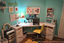Craft Room pInspiration