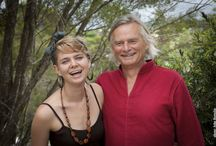 the people at red dragon organics / Red Dragon Organics is the creation of a man name Richard, his daughter Katrina and a few other wonderful beings